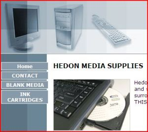 hedon-media-supplies