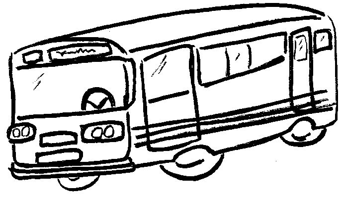 bus-drawing