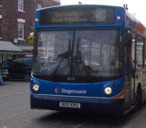 242 Beverley bus