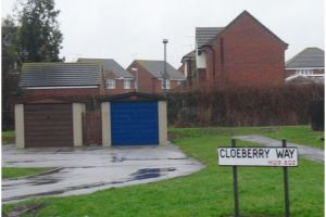 Cloeberry Way Garages Picture