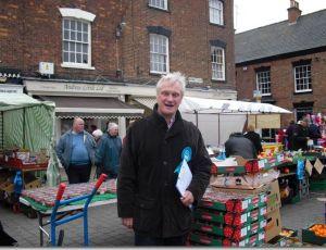 Graham Stuart Market