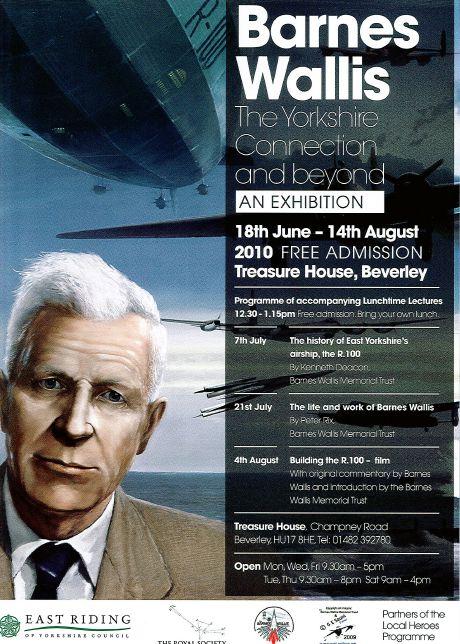 Barnes Wallis Exhibition