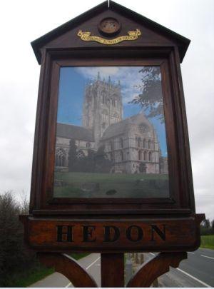 Hedon Signpost2