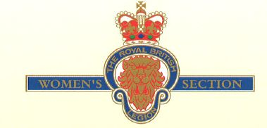 British Legion Women's Section logo