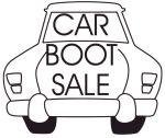 Paull Car Boot Sale cartoon