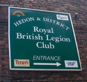 British Legion Club Annual General Meeting
