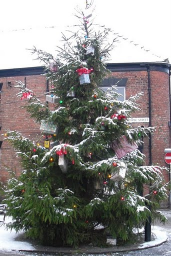 Hedon Christmas Tree 2009