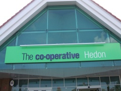 Co-operative Hedon rooftop