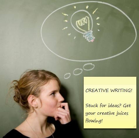Good ideas for creative writing belonging