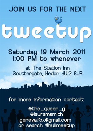 Hedon Tweetup