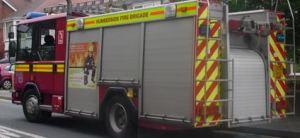 fire engine cu