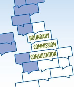 Update on Boundary Changes