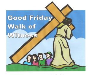 Cross - Walk of Witness Poster