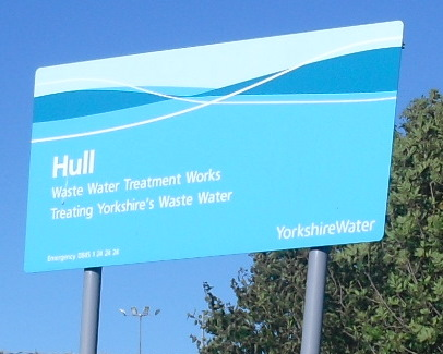 Yorkshiew Water Waste Water Treatment Works