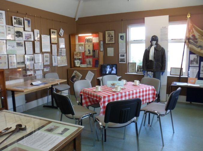 Hedon Museum - Racing to Flying Exhibition