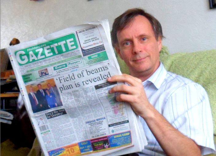 Ray Duff and Gazette