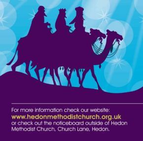 Hedon Family Christmas Praise – Sunday 23rd December 2012