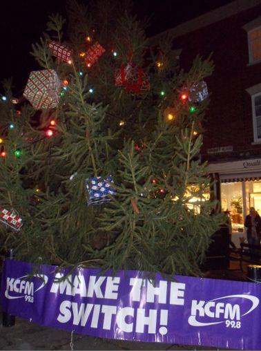 The Christmas Tree 2012