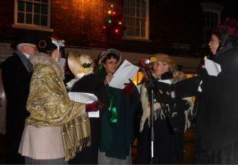 Dagger Lane Operatic Society Singers