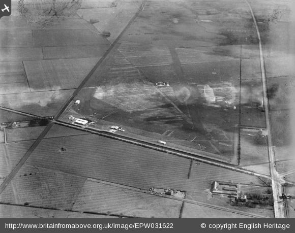 Hedon Aerodrome 1930