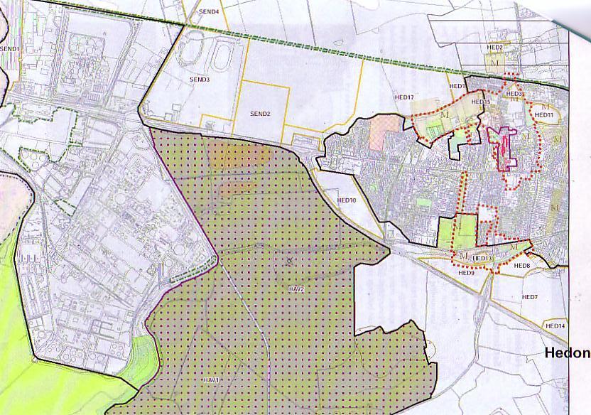 Map - Cllr John Dennis
