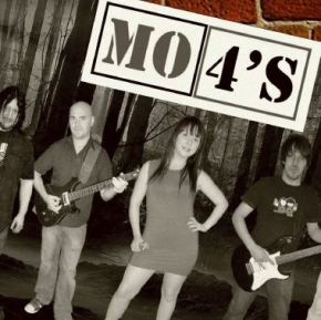 MO4′S gig at the Queen's Head