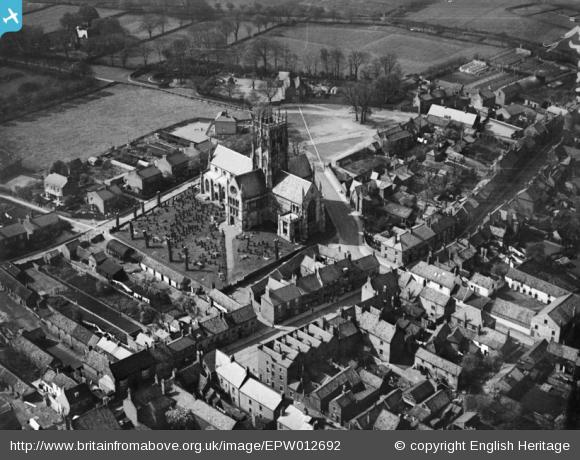 St Augustine's Church 1925 cu