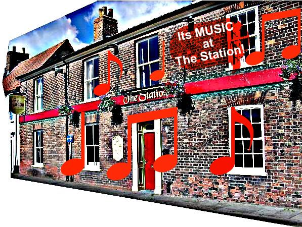 Music at The Station, Souttergate, Hedon.