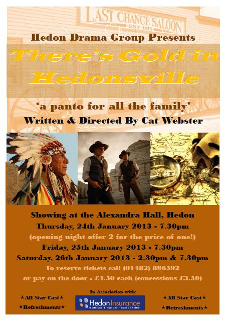 There's Gold in Hedonsville - poster