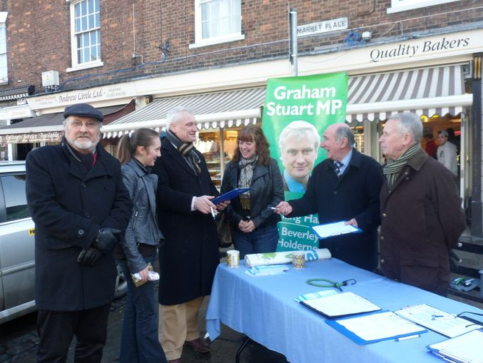 Street Surgery petitions