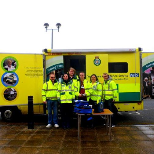 Hedon Community First Responders sq
