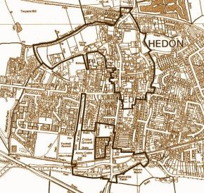 "Hedon Town Council: ""Support us in preserving old Hedon"""