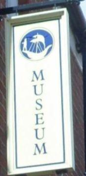 Hedon Museum long sign