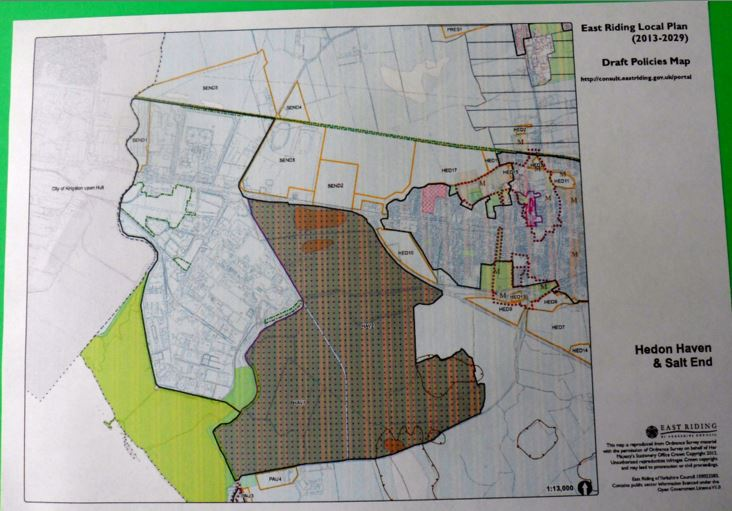 Local Plan - Hedon Haven and Saltend