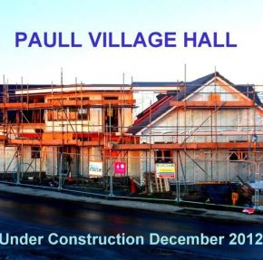 Paull Village Hall GRAND OPENING today!