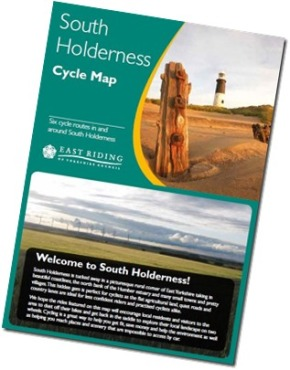 New CYCLE MAP of South Holderness