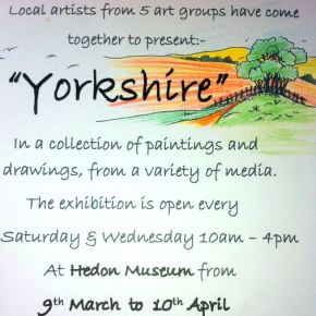"""Yorkshire"": Art collection – Hedon Museum"