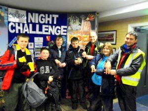 Night Challenge success