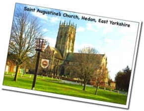 Beautiful Brochure and Guide Book of Saint Augustine's Church, Hedon