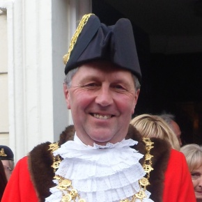 The 666th Mayor of the Historic Town of Hedon
