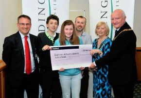 Hedon Youth Group awarded Positive Grant