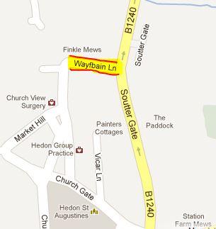 Wayfbain - Google Map