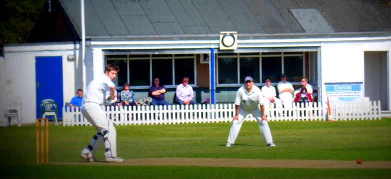 Middle Lane Cricket play