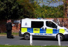 Police cordon off Market Hill scene of incident