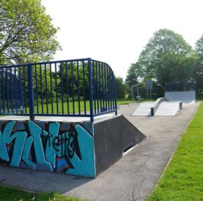 Skaters asked to help choose new Skate Park