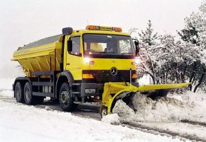 snow gritter