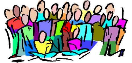 choir clip art cu