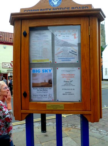 Community Noticeboard 11th July 2013