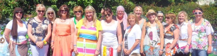 Hedon Nursey Outstanding Staff July 2013