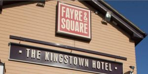 Kingstown Hotel name